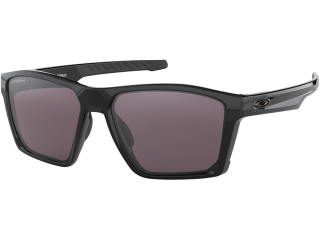 Oakley Targetline Okulary przeciwsłoneczne, polished black/prizm grey
